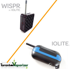 WISPR vs IOLITE Vaporizer Differences