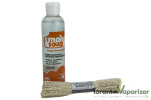 Vaporizer Organic Cleaning Solution