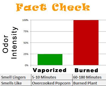 Vaporizer Smell: Does vaporizing leave a smell