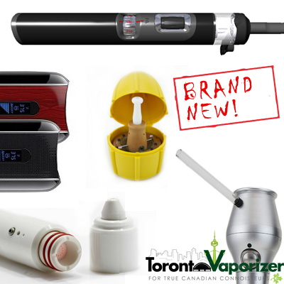 2013 Top Portable Vaporizer Releases