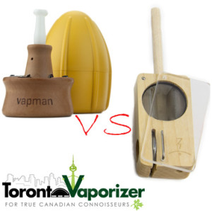 Vapman vs Magic Flight Launch Box Vaporizer
