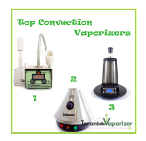 Top Convection Vaporizers