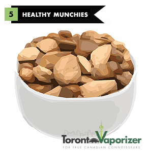 #1 Healthy Munchie: Nuts