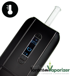 Ascent Vaporizer - Temperature Settings