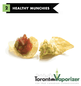#1 Healthy Munchie: TexMex