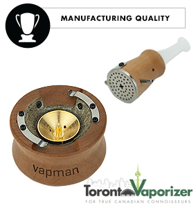 Manufacturing Quality Vapman Complete Vaporizer