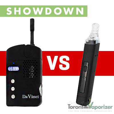 DaVinci vs Pinnacle Vaporizer, Vape SHOWDOWN