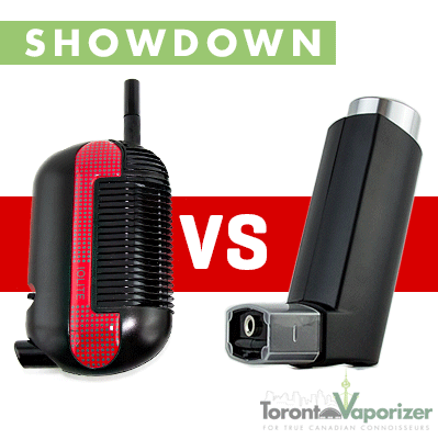 Puffit vs Iolite Vaporizer, SHOWDOWN