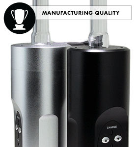 manufacturing quality arizer solo vaporizer