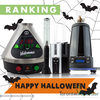 Best Halloween Party Vaporizers
