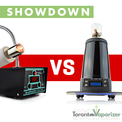 Extreme Q vs Aromed Vaporizer, Vape SHOWDOWN