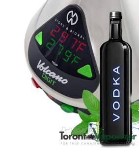 Volcano Vaporizer flavouring