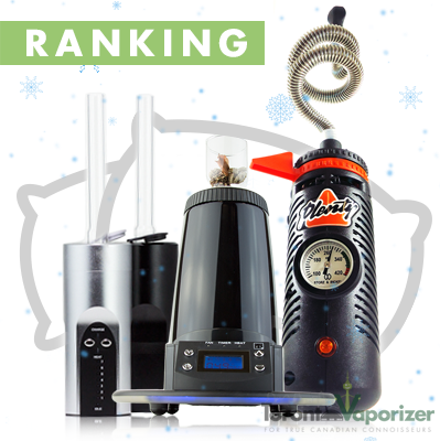 Top 3 Cozy Winter Vaporizer
