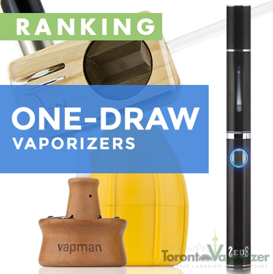 one draw vaporizer