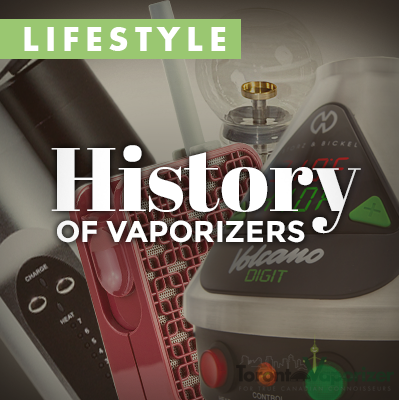 History of Vaporizers