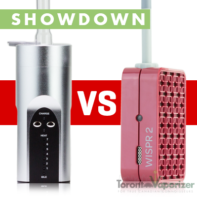 Solo vs WISPR 2 Vaporizer Showdown