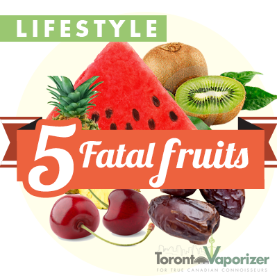 5 Fatal Fruits