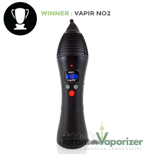 Manufacturing Quality Winner: Vapir NO2