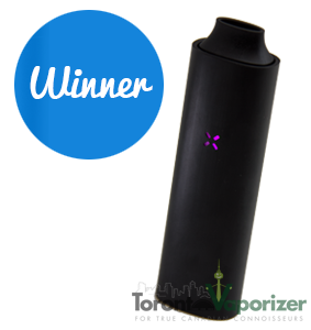 Showdown Winner - Pax Vaporizer
