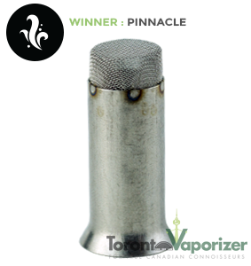 Vapor Quality Winner - Pinnacle
