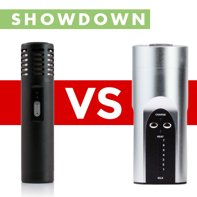 Arizer Air versus Arizer Solo Vaporizer Showdown