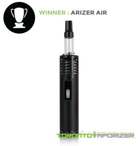 Manufacturing Quality Winner - Arizer Air
