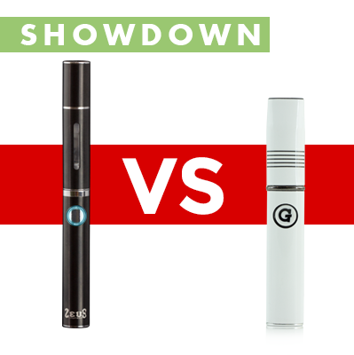 ZEUS Thunder Vs JAG Vaporizer Showdown