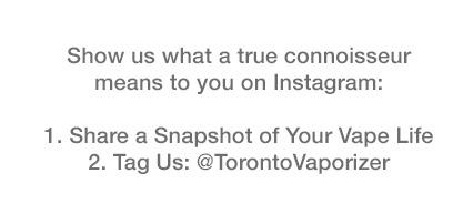 TorontoVaporizer Instagram Contest