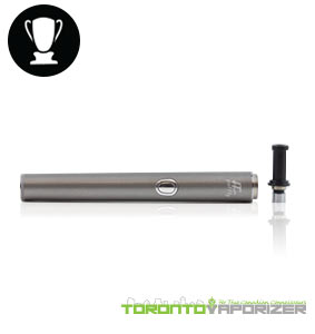 Puffly F1 vaporizer side view