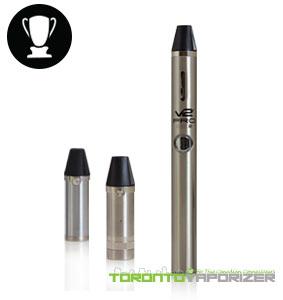 V2 Pro vaporizer with tanks
