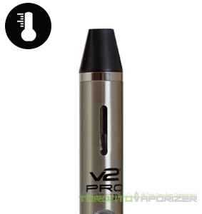 V2 Pro vaporizer chamber close up