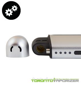 Prima vaporizer without cap