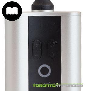 Hipvap vaporizer close up