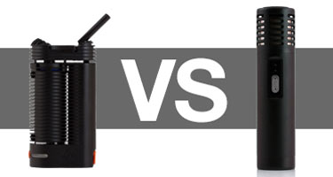 Crafty vs arizer air vaporizer