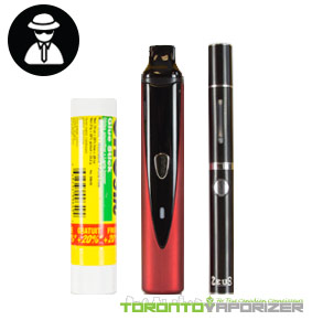 Titan 1 Vaporizer compared to