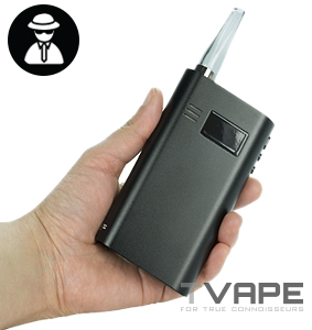 ZEUS Smite Plus Vaporizer in hand