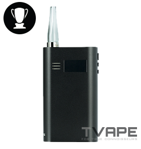 ZEUS Smite Plus Vaporizer with mouthpiece