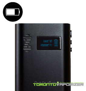 ZEUS Smite Plus Vaporizer digital display