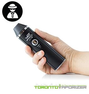 V2 Pro Series 7 Vaporizer in hand