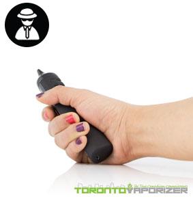 g pro herbal vaporizer in hand