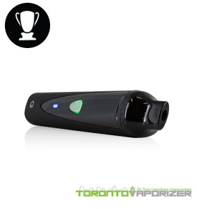 G Pro Herbal Vaporizer sideview