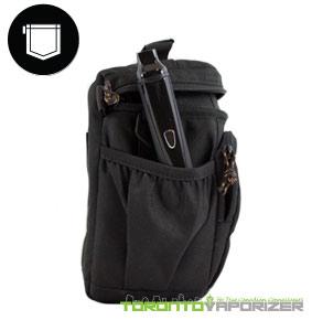 G Pro Herbal Vaporizer with bag