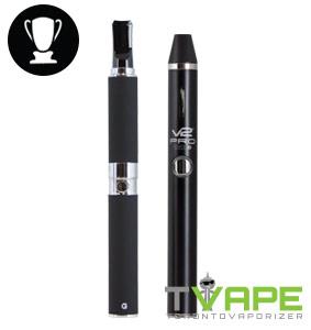 G Pen Herbal Vaporizer beside the V2 Pro Series 3 Vaporizer