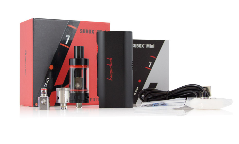 Kanger Subox Starter Kit
