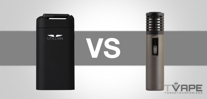 Utillian 721 vs Arizer Air