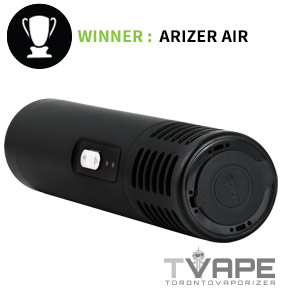 Arizer Air Profile Shot