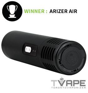 Arizer Air Profile Shot