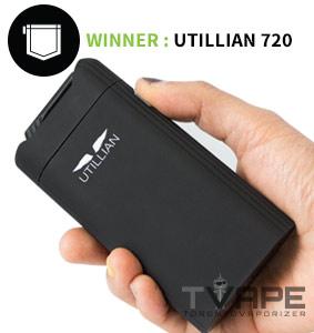 Utillian 721 in a hand