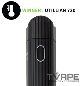 Utillian 721 side profile with power button