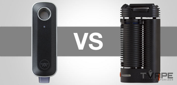 Crafty vs Firefly 2 Vaporizer